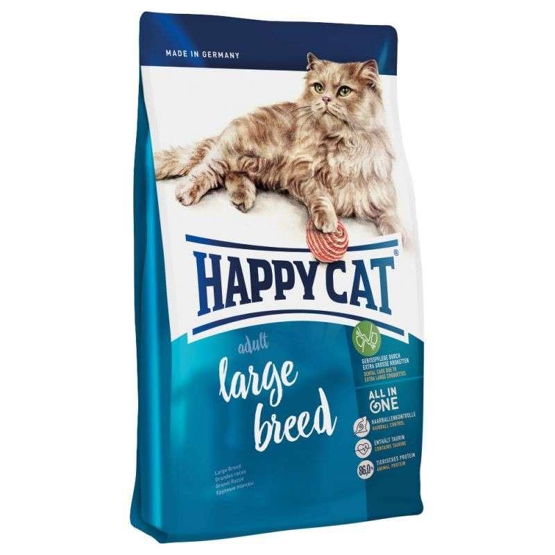 Happy Cat Supreme Large Breed 1.4 kg, 10 kg, 300 g, 4 kg osta edullisesti