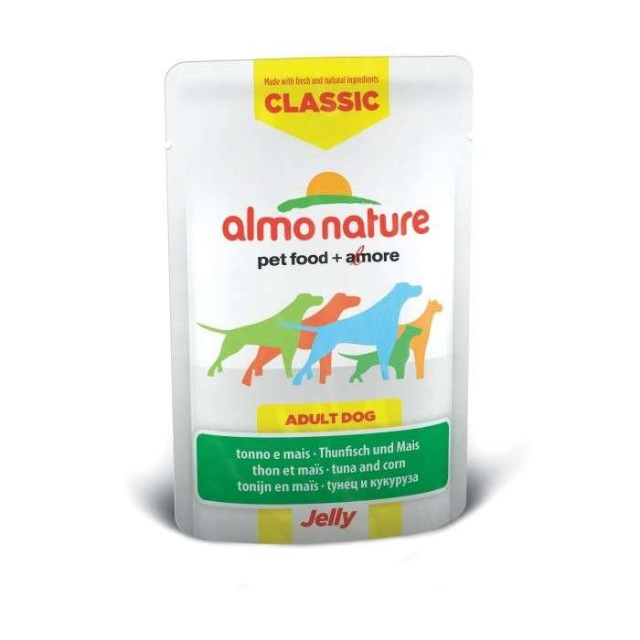 Almo Nature Classic Tonijn met Maïs 70 g 8001154125993