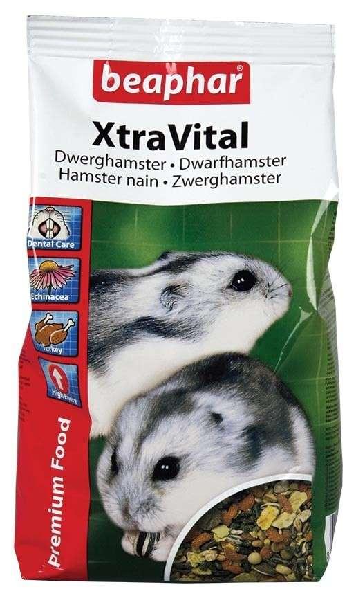 XtraVital Futter für Zwerghamster von Beaphar 500 g online günstig kaufen