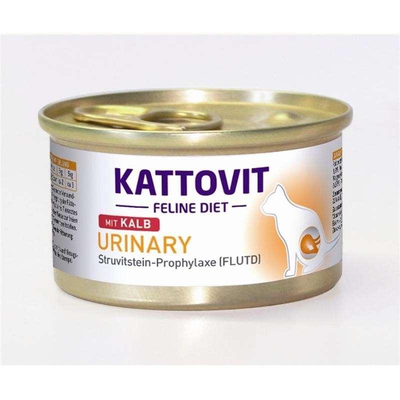 Kattovit Feline Diet Urinary (profilaxis piedras de estruvita) 175 g
