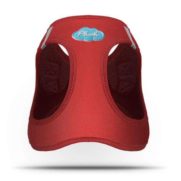 Curli Vest Geschirr Softshell, Red XXS 7640144826475 anmeldelser