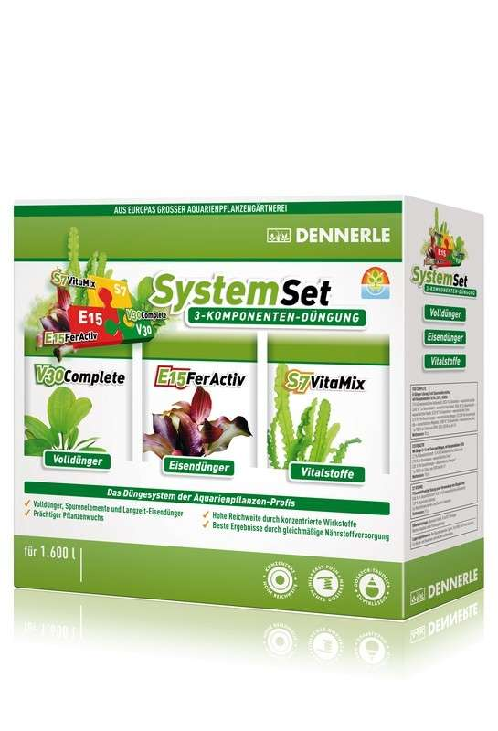 Dennerle Perfect Plant Systemset  50 ml