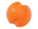 Rubber Balls West Paw Jive Dog Ball Orange Large 8.5 cm
