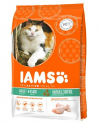 Iams Hairball Control Roast Chicken 2.55 kg