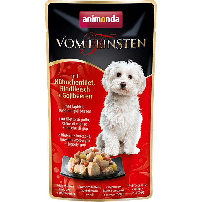 Animonda Vom Feinsten Dog Mix Pack 4x100 g