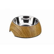 Feeding bowl Woody Oak Oak