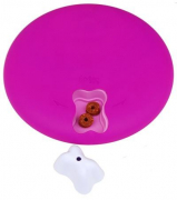 Nina Ottosson Dog/Cat Spinny Plast Pink Magenta