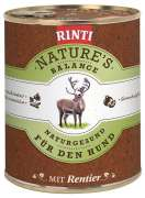 encarga productos para mascotas Rinti Natures Balance Reno y Pasta a los mejores precios