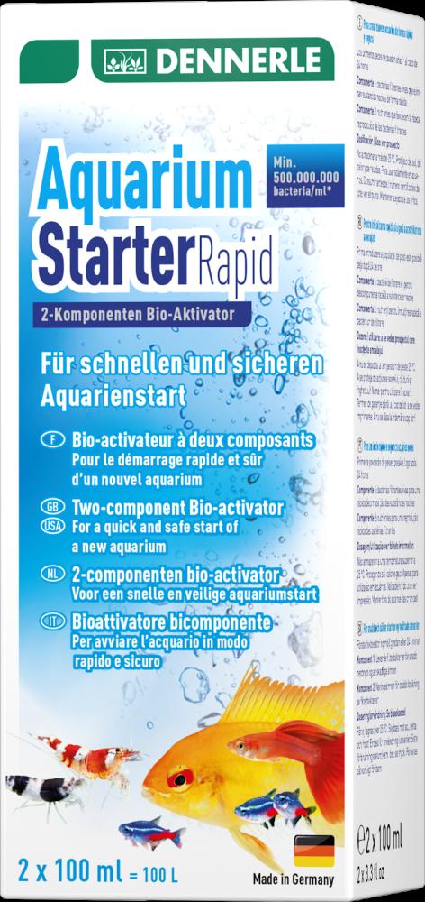 Dennerle Aquarium Starter Rapid 200 ml  met korting aantrekkelijk en goedkoop kopen