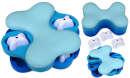 Nina Ottosson Dog/Cat Blue Tornado Plastic