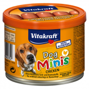 Vitakraft Dog Minis - Poulet 120 g
