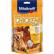 Vitakraft Chicken Duo - Poulet & Poisson 80 g