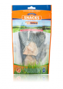 New Zealand Salmon Tail Snacks 100 g