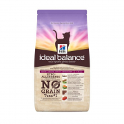 Hill's Ideal Balance Feline -  Adult No Grain com Atum & Batata 300 g