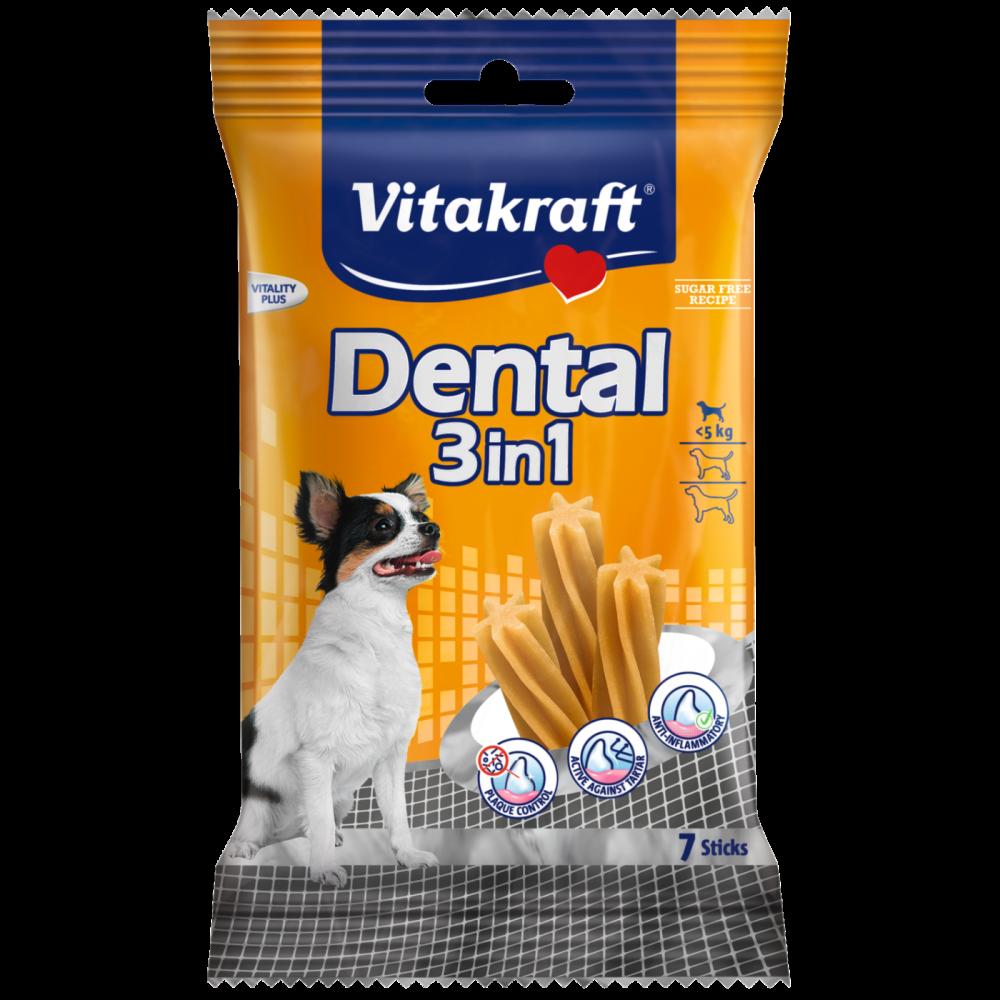 Vitakraft Dental 3in1 XS 70 g