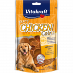 Vitakraft Chicken, Monedas de Pollo 80 g