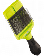 FURminator Small Soft Slicker Brush for Dogs