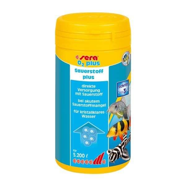 Sera O2 Plus 260 g  met korting aantrekkelijk en goedkoop kopen