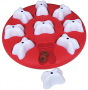 Nina Ottosson Dog Smart plastica, Rosso Art.-Nr.: 48054