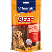 BEEF Beef Stripes 80 g från Vitakraft