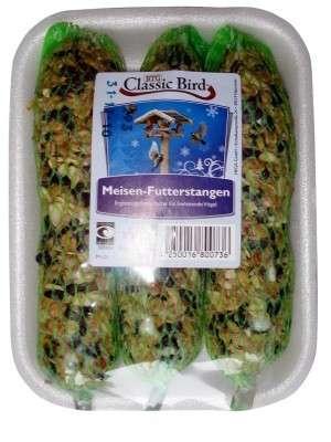 Classic Bird Titmouse Food Sticks 3 pieces
