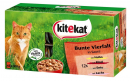 Kitekat Colorful Variety in Sauce 48x100 g