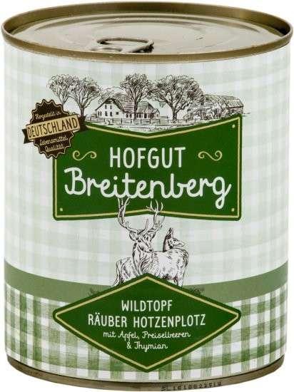 Landfleisch Hofgut Breitenberg Venado con Manzana, Arándanos y Tomillo 800 g
