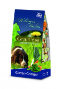 JR Farm Dog Grainless Wellness - Flakes Garten - Gemüse 650 g