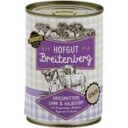 Hofgut Breitenberg Senior Lamb & Veal with Parsnips, Carrot and Thyme 400 g