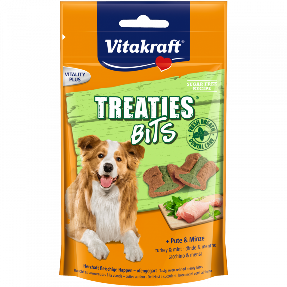 Vitakraft Treaties Bits 120 g