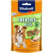 Vitakraft Treaties Bits + Turkey & Mint oil 120 g