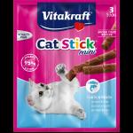 Vitakraft Cat Stick mini - Salmon & Trout