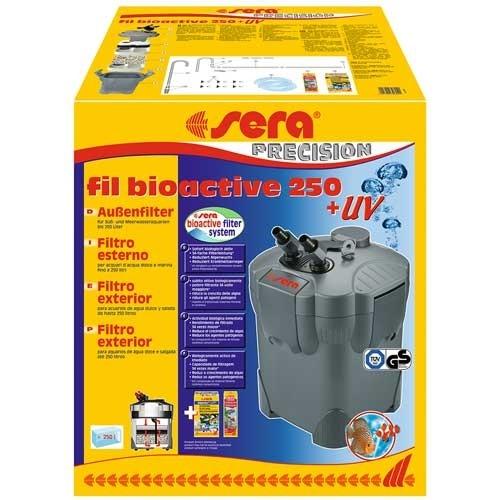 Sera Fil Bioactive 250 +UV - Außenfilter 290x387x290 cm 4001942306041