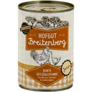 Landfleisch Hofgut Breitenberg Junior Poultry with Pumplin,Tomato and Sweet Potato 400 g