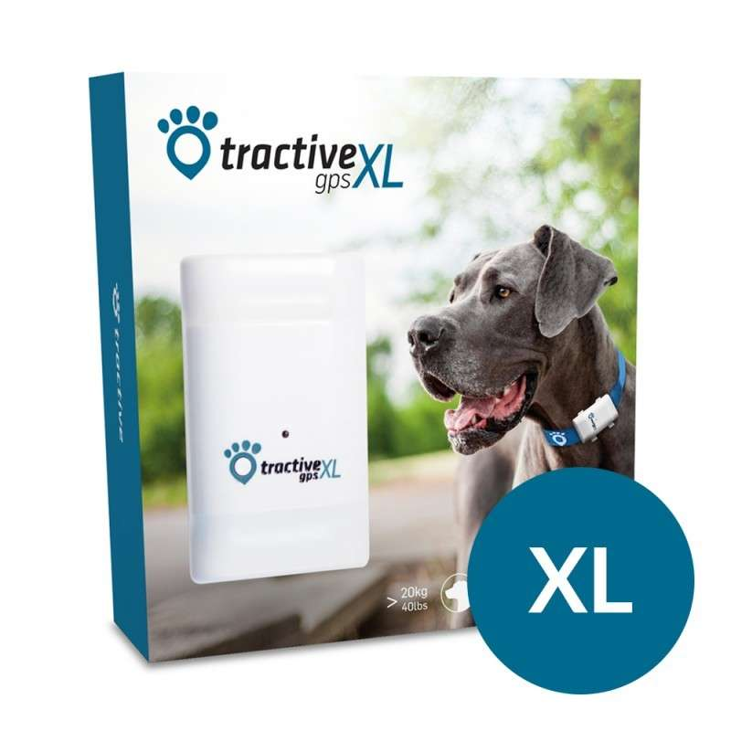 GPS XL XL  af TRACTIVE køb rimeligt og favoribelt med rabat