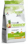 Fitness3 Trainer - Adult Medium/Maxi Végétal - EAN: 8059149035819