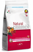 Natural Trainer - Puppy - Junior Medium 12.5 kg