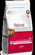 Natural Trainer - Puppy - Junior Medium - EAN: 8015699601553