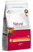 Natural Trainer - Adult Medium au poulet, riz et Aloe-Vera Art.-Nr.: 48326
