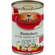 Hausmannskost Cœur de Bœuf avec Riz, Carottes et Pommes sauvages Boîte 400 g