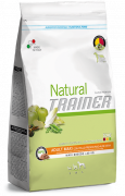 Natural Trainer - Adult Maxi with Fresh Chicken, Rice and Aloe Vera 12.5 kg