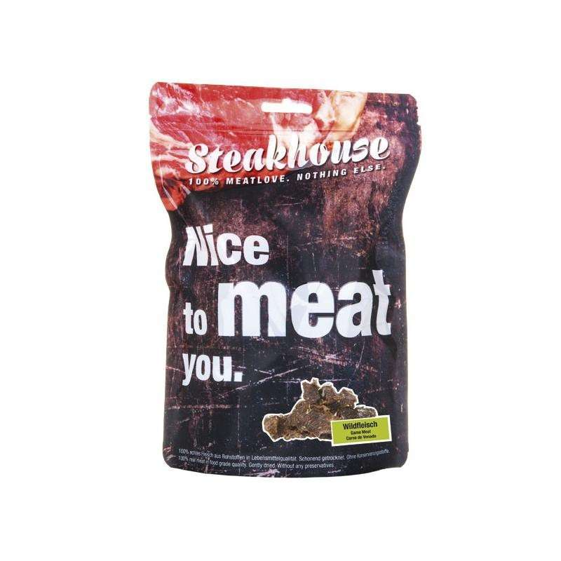 Fleischeslust Steakhouse - Snack Venado, Seco al Vacío 130 g