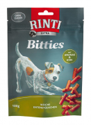 Rinti Extra Mini Bitties Duck with Pineapple & Kiwi 100 g