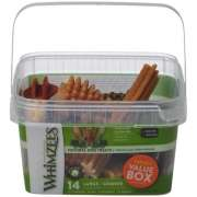 Whimzees Variety Value Box Large Treats 14 pcs.