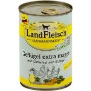 Hausmannskost Volaille extra maigre avec Riz brun et Carottes Boîte 400 g