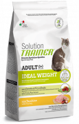 Solution Trainer Cat  - Adult Ideal Weight mit Pute 1.50 kg