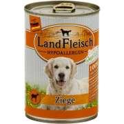 Landfleisch Dog Hypoallergen Goat Can 400 g