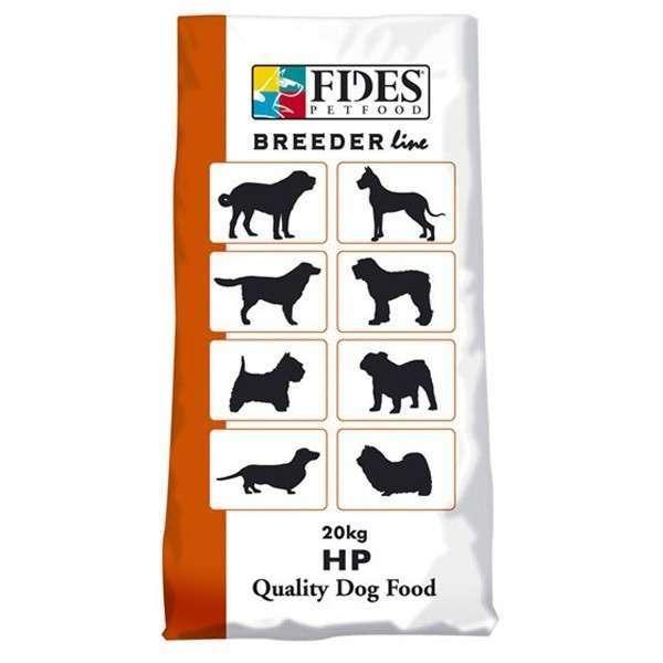 Fides Breeder line High Performance - pour Chien Adulte 20 kg