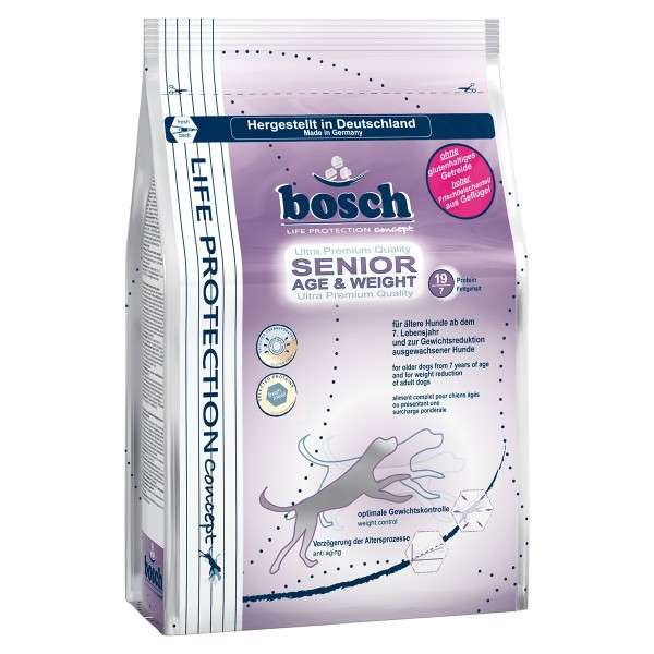 Bosch Life Protection Concept - Senior Age & Weight 750 g