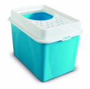 Cat Toilet Top Entry Berty Aqua